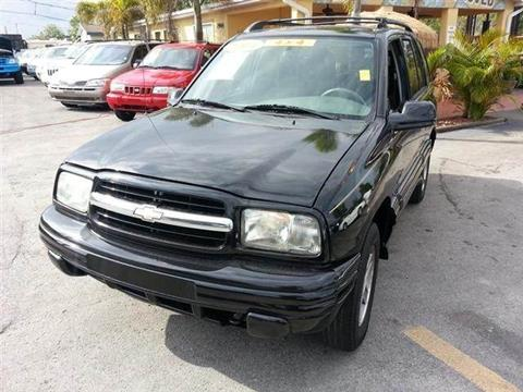 2004 Chevrolet Tracker for sale in Melbourne, FL