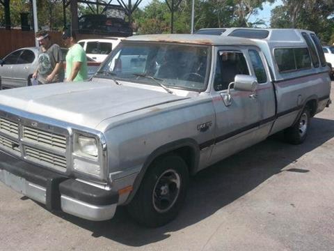 1991 Dodge RAM 150 for sale in Melbourne, FL
