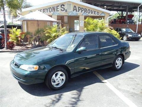 2000 Toyota Corolla for sale in Melbourne, FL