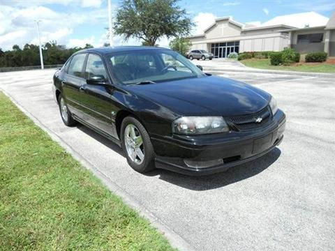 2004 Chevrolet Impala for sale in Melbourne, FL