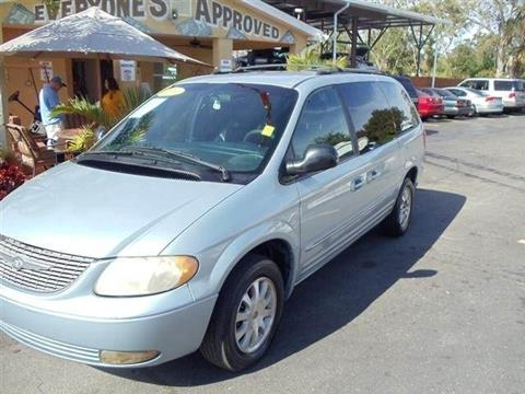 2002 Chrysler Town and Country for sale in Melbourne, FL