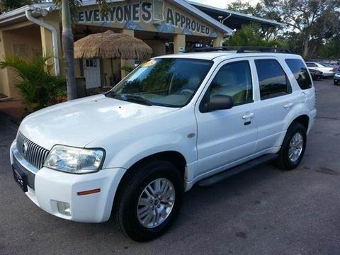 2005 Mercury Mariner for sale in Melbourne, FL