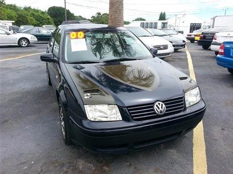 2000 Volkswagen Jetta for sale in Melbourne, FL