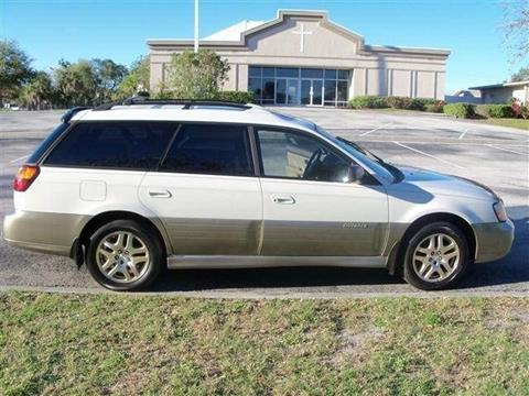 2000 Subaru Outback for sale in Melbourne, FL