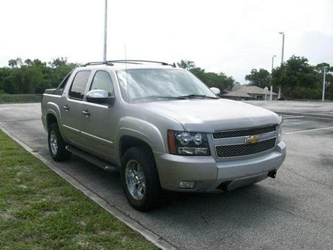 2008 Chevrolet Avalanche for sale in Melbourne, FL