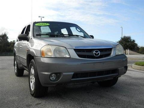 2002 Mazda Tribute for sale in Melbourne, FL