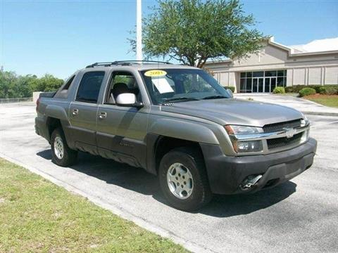 2003 Chevrolet Avalanche for sale in Melbourne, FL