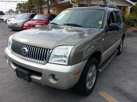 2005 Mercury Mountaineer for sale in Melbourne, FL