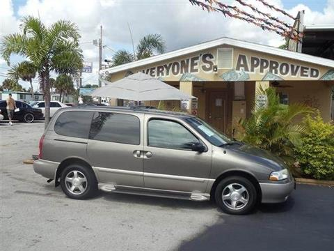 2002 Nissan Quest for sale in Melbourne, FL