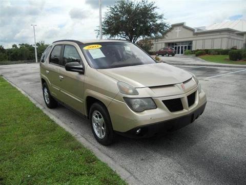 2003 Pontiac Aztek for sale in Melbourne, FL