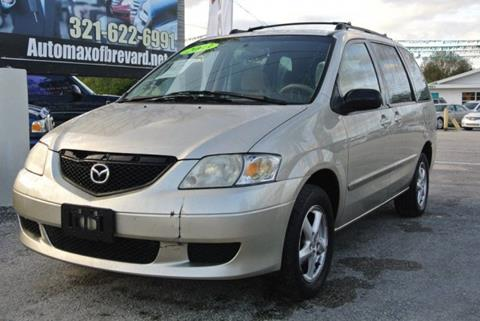 2003 Mazda MPV for sale in Melbourne, FL
