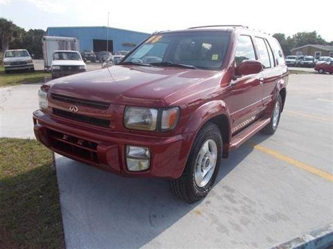 1998 Infiniti QX4 for sale in Melbourne, FL