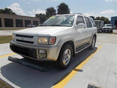 2000 Infiniti QX4 for sale in Melbourne, FL