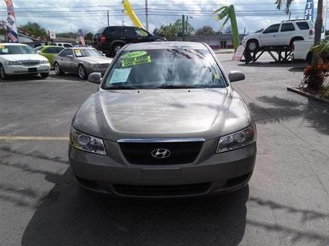 2007 Hyundai Sonata for sale in Melbourne, FL