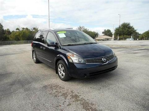 2007 Nissan Quest for sale in Melbourne, FL