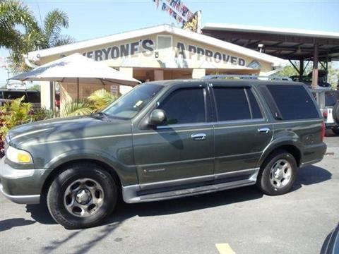 2001 Lincoln Navigator for sale in Melbourne, FL