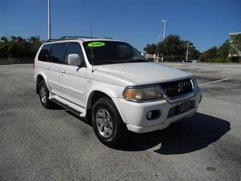 2000 Mitsubishi Montero Sport for sale in Melbourne, FL