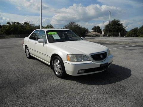 2002 Acura RL for sale in Melbourne, FL