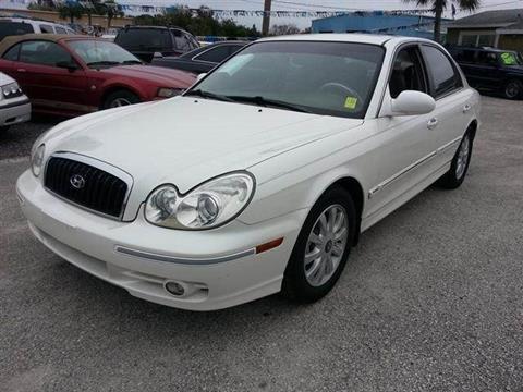 2004 Hyundai Sonata for sale in Melbourne, FL