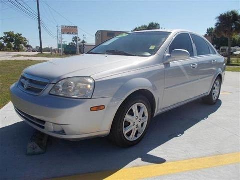 2007 Suzuki Forenza for sale in Melbourne, FL