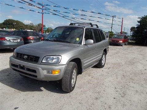 1999 Toyota RAV4 for sale in Melbourne, FL