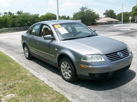 2001 Volkswagen Passat for sale in Melbourne, FL