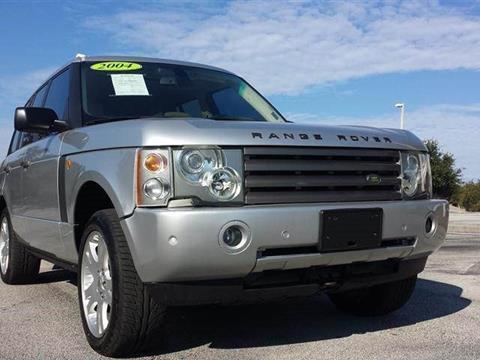 2004 Land Rover Range Rover for sale in Melbourne, FL