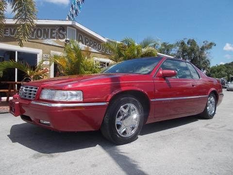 1998 Cadillac Eldorado for sale in Melbourne, FL