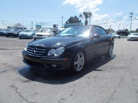 2005 Mercedes-Benz CLK for sale in Melbourne, FL