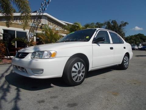 2001 Toyota Corolla for sale in Melbourne, FL