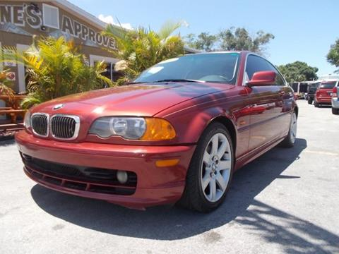 2001 BMW 3 Series for sale in Melbourne, FL