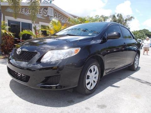 2010 Toyota Corolla for sale in Melbourne, FL