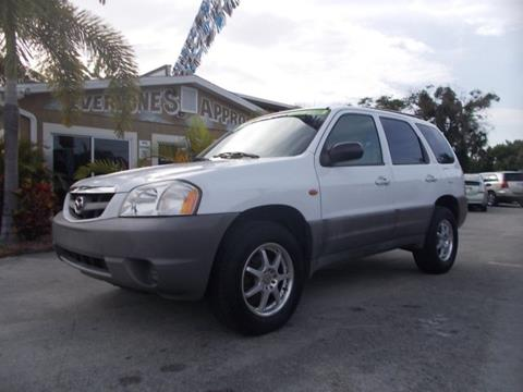 2001 Mazda Tribute for sale in Melbourne, FL