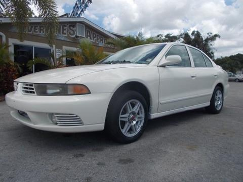 2002 Mitsubishi Galant for sale in Melbourne, FL