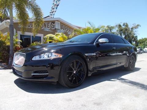 2013 Jaguar XJL for sale in Melbourne, FL