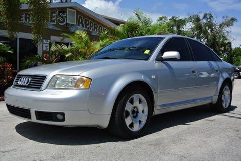 2001 Audi A6 for sale in Melbourne, FL
