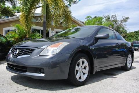 2009 Nissan Altima for sale in Melbourne, FL