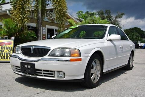2002 Lincoln LS for sale in Melbourne, FL