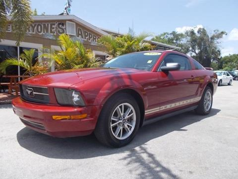 2005 Ford Mustang for sale in Melbourne, FL