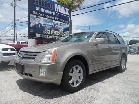 2004 Cadillac SRX for sale in Melbourne, FL