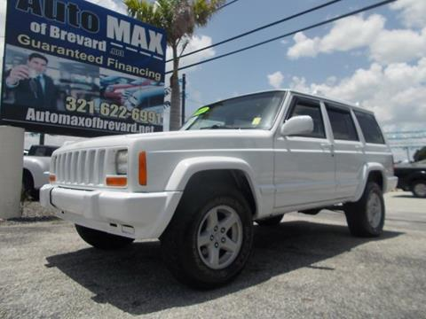 2001 Jeep Cherokee for sale in Melbourne, FL