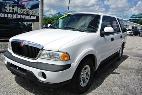 1999 Lincoln Navigator for sale in Melbourne, FL