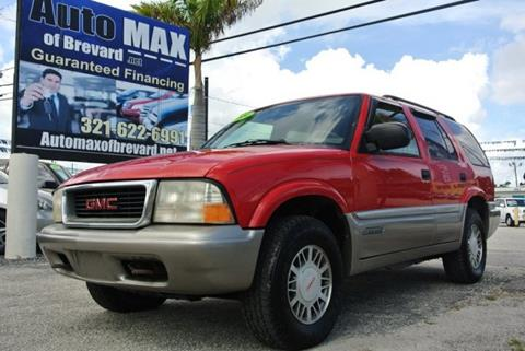 1999 GMC Jimmy for sale in Melbourne, FL