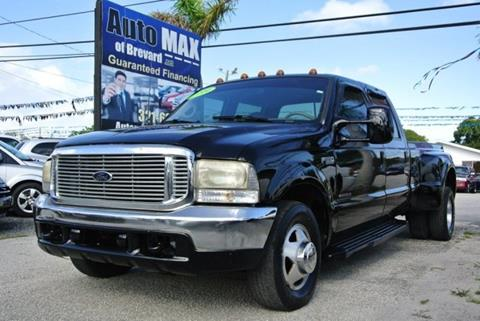 2000 Ford F-350 Super Duty for sale in Melbourne, FL