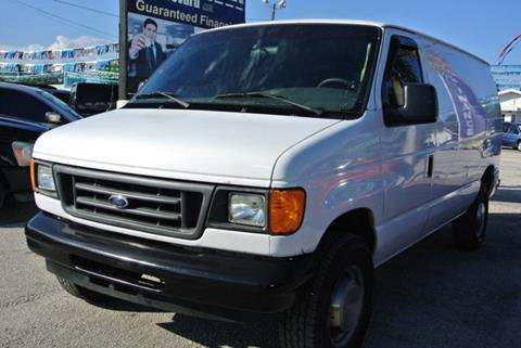 2005 Ford E-Series Cargo for sale in Melbourne, FL