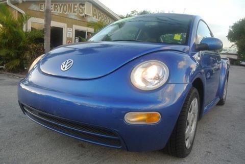 2003 Volkswagen New Beetle for sale in Melbourne, FL
