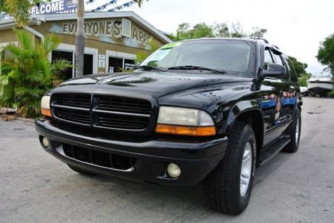 2001 Dodge Durango for sale in Melbourne, FL