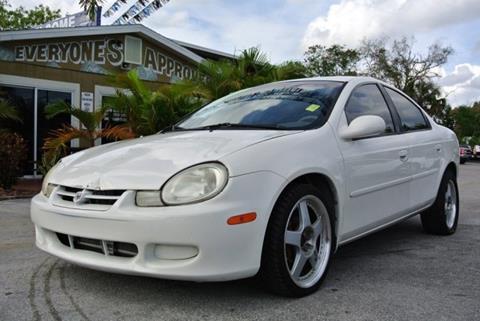 2002 Dodge Neon for sale in Melbourne, FL