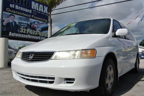 2000 Honda Odyssey for sale in Melbourne, FL
