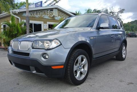 2008 BMW X3 for sale in Melbourne, FL